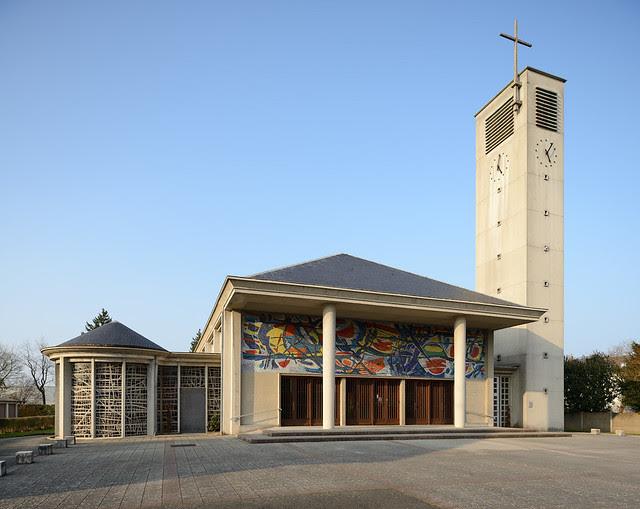 Eglise du Sacré-Cœur #1