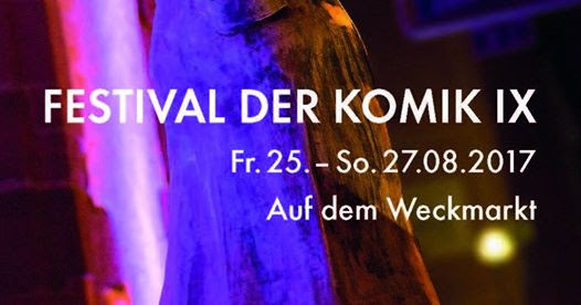 """Festival der Komik IX 2017"" in Frankfurt am Main"
