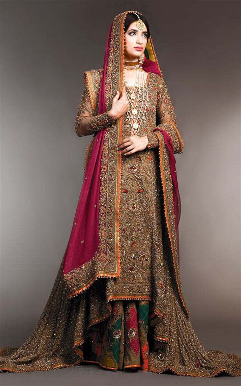 Best & Popular Top 10 Pakistani Bridal Dress Designers