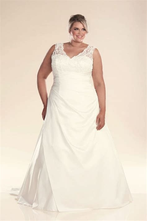 A line wedding dresses the Jenny   Wedding dresses   Plus