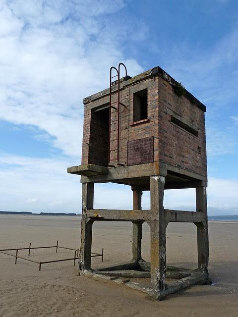 25080 - Watchtower, Llanrhidian Marsh