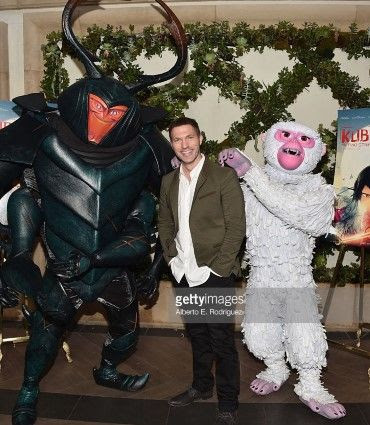 Travis Knight Interview for Kubo and the Two Strings Movie