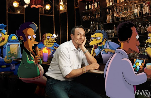 Hank Azaria Did All His Simpsons Character Voices in Under One Minute | FizX