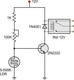 Lamp Switch Wiring Diagram