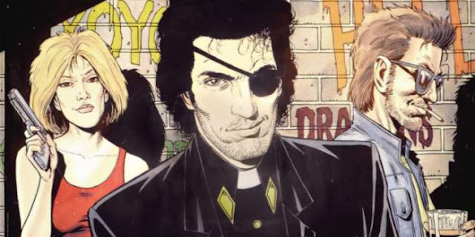 Steve Dillon, Iconic Preacher And Punisher Artist, Has Died