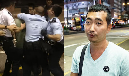 Hongkonger sues police chief, alleging abuse of power over Occupy clash | Hong Kong Free Press