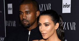 Kim and Kanye's Armed Guards Confronted a Car Burglar