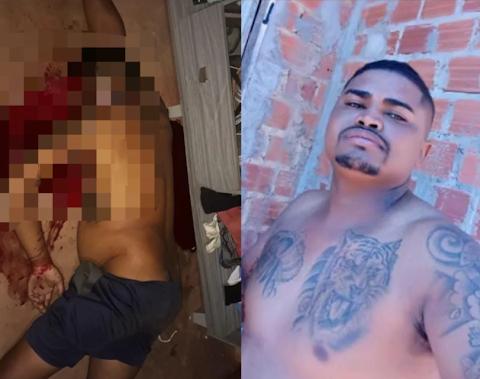 Homem é executado a tiros dentro da própria casa em Timon