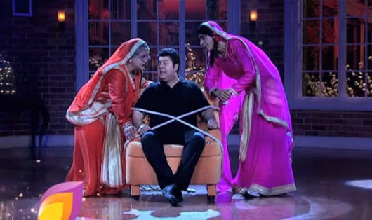 Comedy Nights With Kapil: When Gutti and Dadi blackmailed Sajid Khan to host the show?
