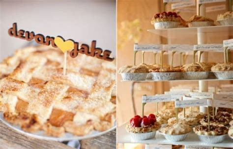 35 Cheap And Cool Wedding Cake Alternatives   Weddingomania