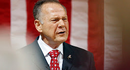 Did Roy Moore spend the final weekend of the campaign in Philly? - POLITICO