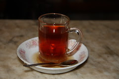 The Irani Tea Rs 7 At Khushali Moghul Masjid by firoze shakir photographerno1