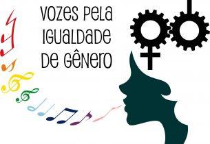 Aberta votação online para escolher melhor canção do Concurso Vozes Pela Igualdade de Gênero