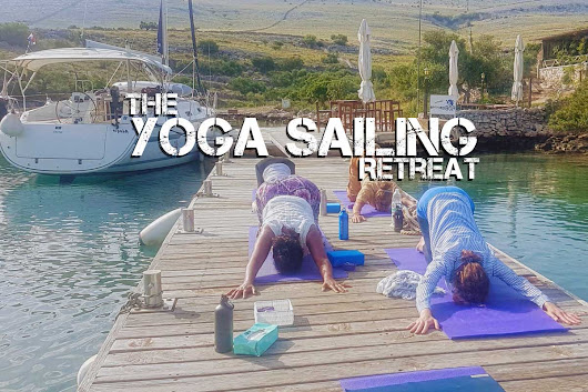 The Yoga Sailing Retreat | Sail and Practice Yoga In A Paradise