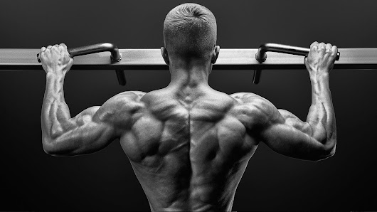 How Anyone Can Master the Pull-up