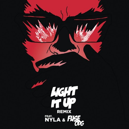 Major Lazer - Light It Up (Feat. NYLA & Fuse ODG)[Remix] by Major Lazer [OFFICIAL]