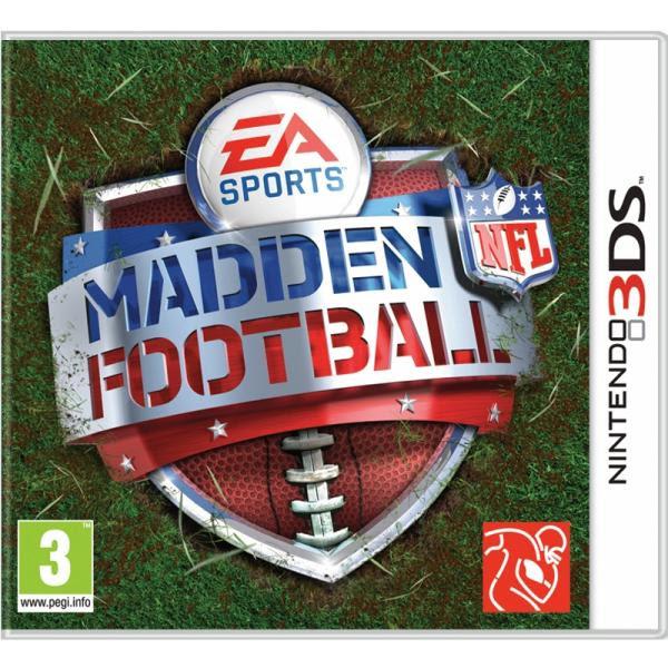 Madden NFL 3DS Nintendo 3DS  Zavvi.com