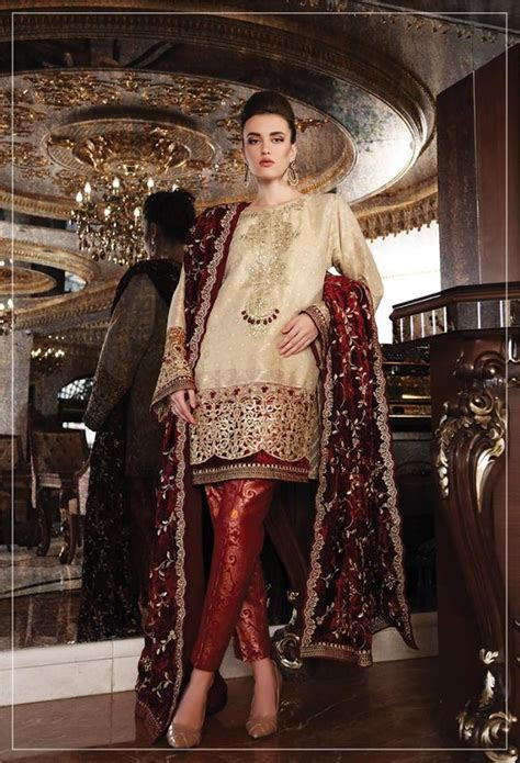maria  latest formal wedding dresses collection