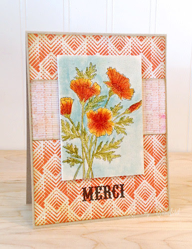 Merci Bouquet by Kimberly Crawford