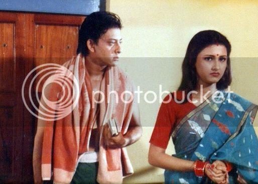 Still from Subhadra featuring Sidhant & Rachana