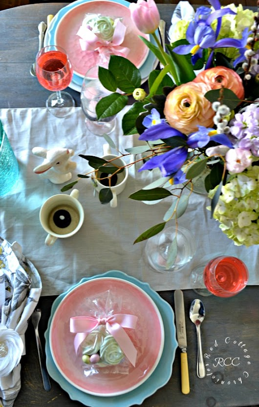 22 Bloggers Share Their Unique Spring Tablescape Ideas