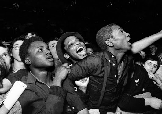 Rock Against Racism: Syd Shelton's photographs of a movement in 1970s Britain
