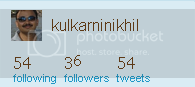 54 Following, 36 Followers, 54 Tweets