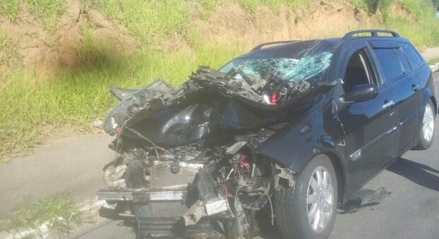 Homem morre em acidente no Chácara Silvestre, em Taubaté (Foto: Arquivo pessoal)