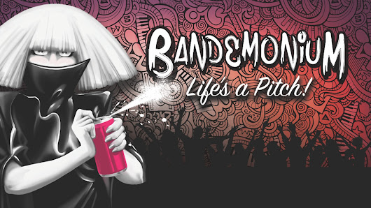 BANDEMONIUM! - A Battle of the Bands Party Game!