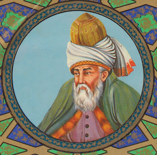 15 Life Changing Lessons To Learn From Rumi
