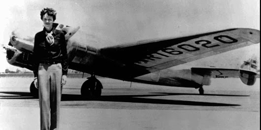 Has A Piece Of Earhart's Plane Finally Been Found?