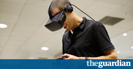 What do you think of the Oculus Rift? | Technology | The Guardian