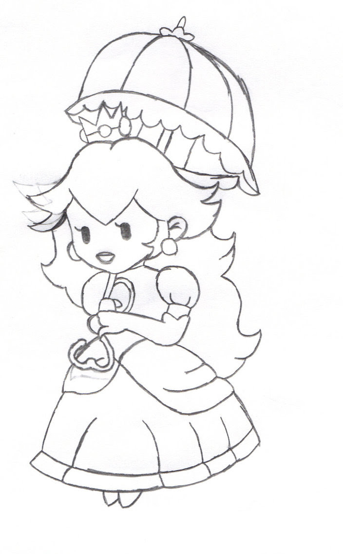 Princesas Para Colorear Pintar E Imprimir