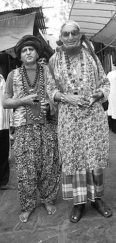 Two Malangs in Search of Peace by firoze shakir photographerno1