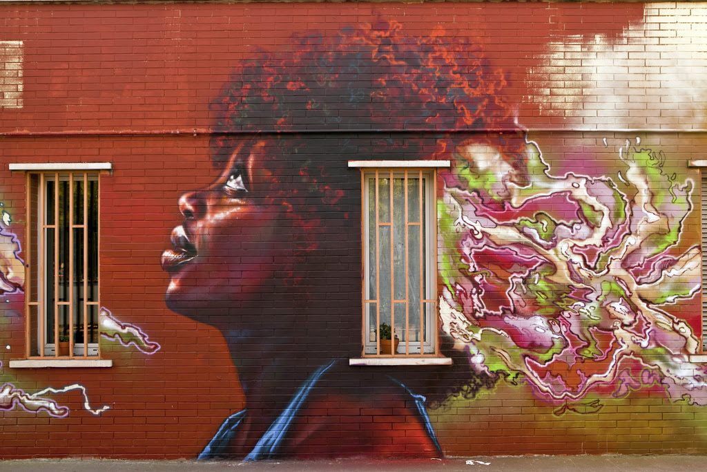 Street Art by Caktus and Maria 7