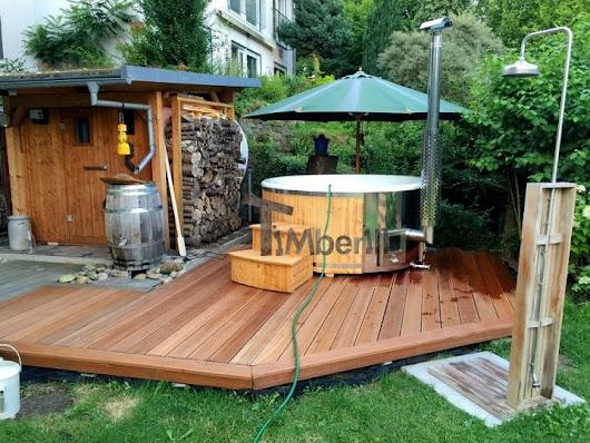 badetonne badefass badezuber erfahrungen timberin google. Black Bedroom Furniture Sets. Home Design Ideas