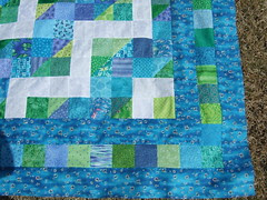 Water Quilt 003