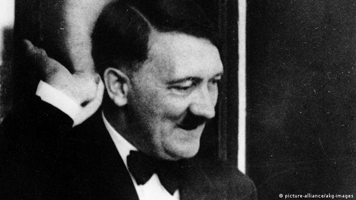 Hitler in Bayreuth (Foto: picture-alliance/akg-images)