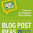 Amazon.com: Blog Post Ideas: 21 Proven Ways to Create Compelling Content and Kiss Writer's Block Goodbye (Business Reimagined Series) eBook: Danny Iny, Jim Hopkinson, Alexis Rodrigo: Kindle Store