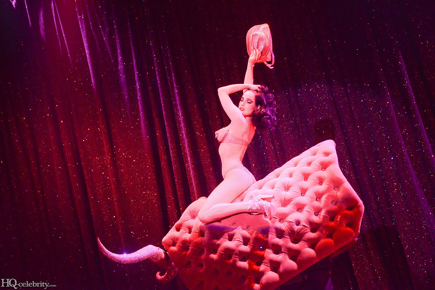 Dita Von Teese Makes Me Die Inside