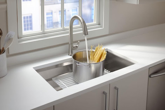 Plumber: How to get hot water faster to the faucet