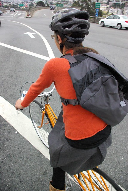 Of On Ramps & Messenger Bags