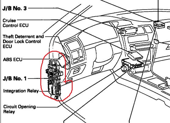 Ford Bronco Tail Light Wiring Diagram