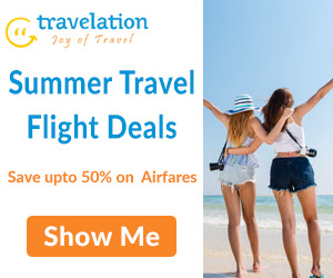 Summer Travel Deals. Book Now and get 70% off also take $15 Off with Coupon Code – TLSUMMER15.