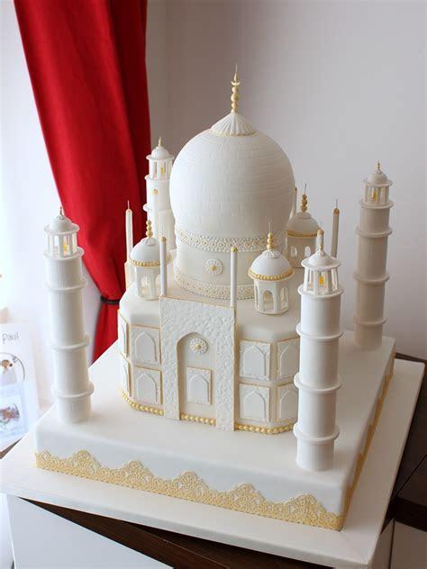 Taj Mahal ? French Wedding Cakes