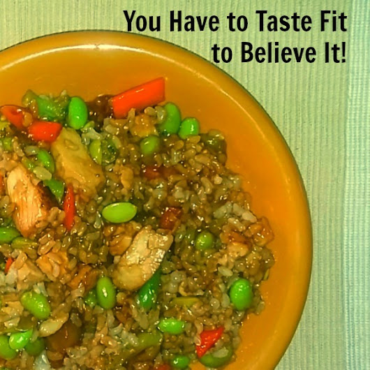 I had to taste Fit to believe it. And you should, too. - Life in the Fishbowl