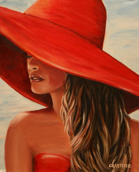 http://fineartamerica.com/images-medium/lady-in-red-dyanne-parker.jpg