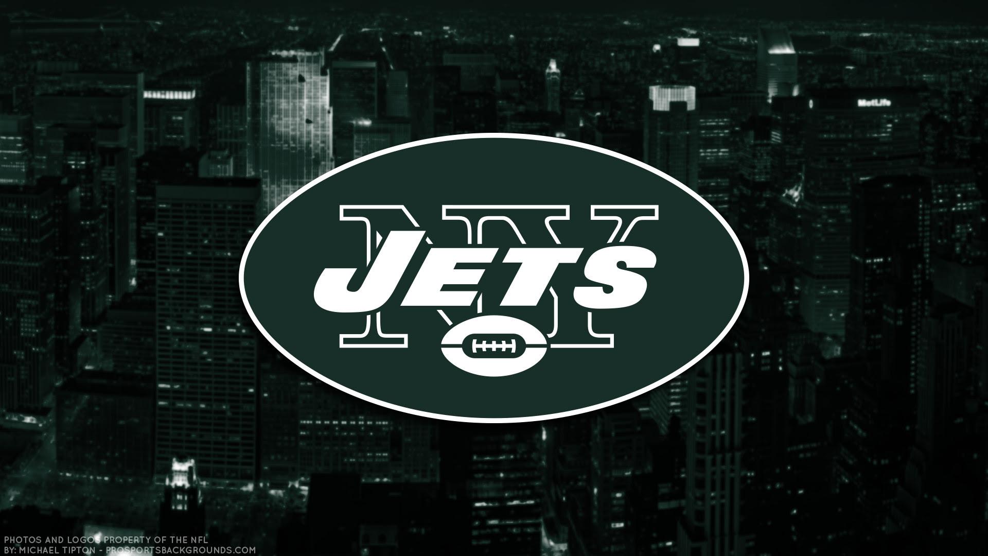 42 Ny Jets Logo Wallpaper On Wallpapersafari