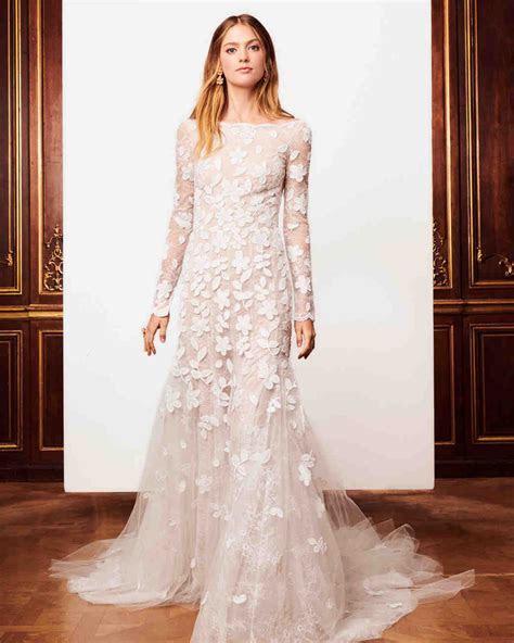 Oscar de la Renta Fall 2018 Wedding Dress Collection