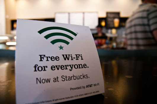 Even with a VPN, open Wi-Fi exposes users